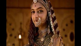 In Graphics: padmavat online advance booking started deepika ranveer & shahid shared this - ABPNEWSTV