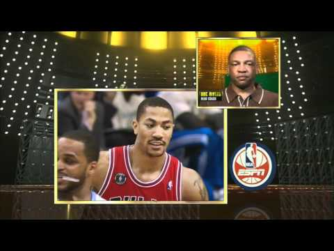 Derrick Rose Highlights vs Orlando Magic (4.10.11) [HD]