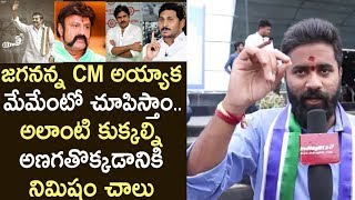 YSRCP fan about Yatra, Pawan Kalyan, Balakrishna & YS Jagan as CM in 2019 - IGTELUGU