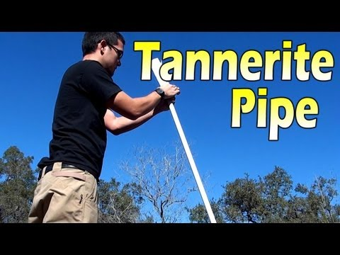 10 Foot Tannerite Pipe