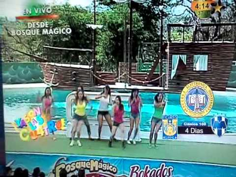 Ballet Femenil de Ya Son Las 4 A - That Power (6/08/2013)