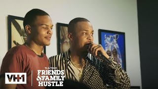 TIP Reflects on 'Dime Trap' & His Career Journey | T.I. & Tiny: Friends & Family Hustle - VH1