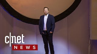 Elon Musk says NY-DC hyperloop is coming - CNETTV