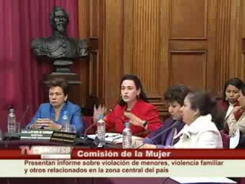 Reclaman mejorar labor judicial frente a violación de menores en Huánuco