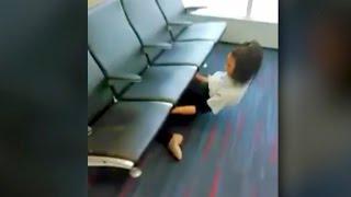 Limbo display at airport drops jaws - CNN