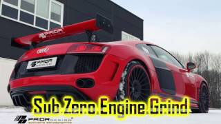 Royalty Free :Sub Zero Engine Grind