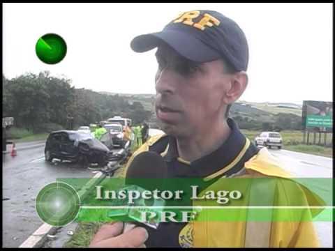 09 03 15 Homem morre em acidente na rodovia