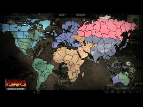 World Map Progress 2014
