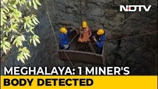In Search For 15 Trapped Meghalaya Miners, Navy Divers Spot Body - NDTV