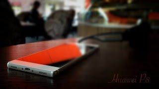 Huawei P8. Подробный обзор металлического флагмана.