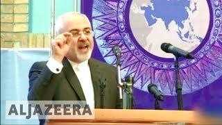 Iran rejects Trump's call for changes to nuclear deal - ALJAZEERAENGLISH