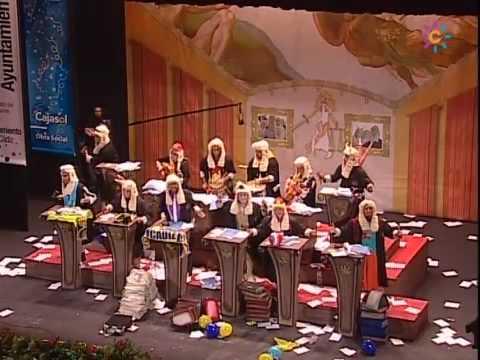 Sesión de Final, la agrupación  actúa hoy en la modalidad de Otras.