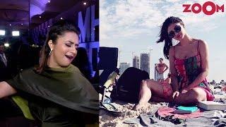 Divyanka Tripathi Dahiya to host a singing reality show | Mouni Roy relaxes by the beach - ZOOMDEKHO