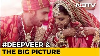 First Wedding Pics Of Deepika, Ranveer After 'Band Baaja Baaraat' In Italy - NDTV