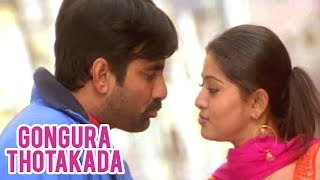 Gongura Thotakada |Venky Telugu Movie Video Song | Ravi Teja | Sneha | Srinu Vaitla |Devi Sri Prasad - RAJSHRITELUGU