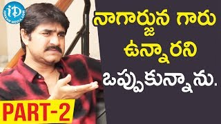 Srikanth & Roshan Interview Part #2 || Talking Movies with iDream - IDREAMMOVIES