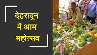 Mango festival showcasing over 300 varieties begins in Dehradun | देहरादून में शुरू हुआ आम महोत्सव - ZEENEWS