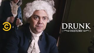 Drunk History - John Adams and Thomas Jefferson Had Beef - COMEDYCENTRAL