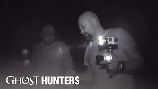 GHOST HUNTERS (Clips) | 'Bat Attack' | Syfy - SYFY
