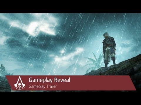 Gameplay Reveal Trailer | Assassin's Creed 4 Black Flag [North America]
