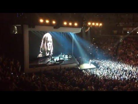 Adele concert dates in Perth