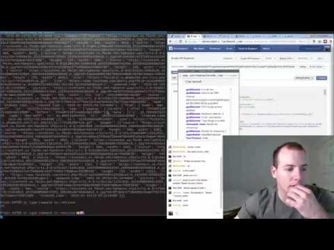 Facebook API Scripting w/ Python