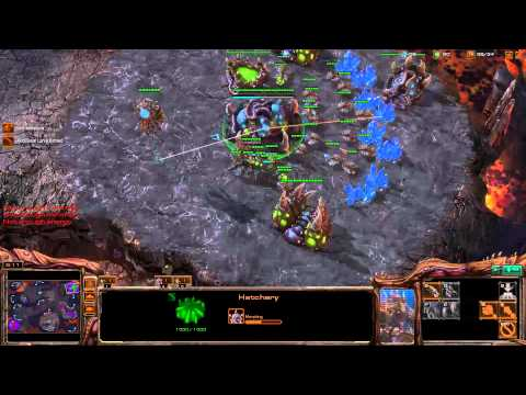 Destiny, Minigun play 2v2 [Game 3] - Starcraft 2 Ladder