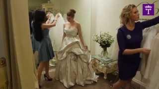 Выбор свадебного платья - советы свадебного распорядителя Ксении Афанасьевой Wedding Consult