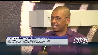 EFF National Chairperson Dali Mpofu tackles the land question, 2018 budget and Ramaphosa's agenda - ABNDIGITAL