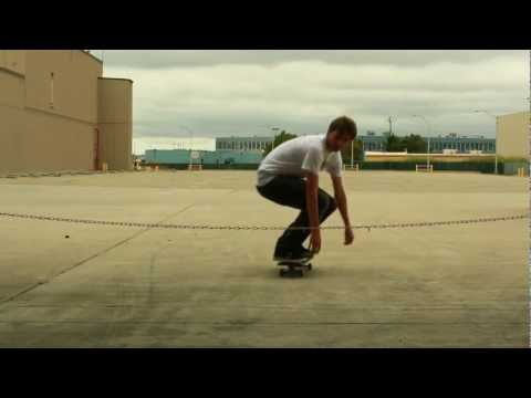 HOW TO BACKSIDE 180 THE EASIEST WAY TURORIAL!