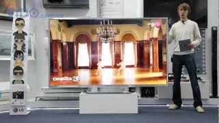 Знакомимся с 84'' 3D-телевизором -- LG 84LM960V