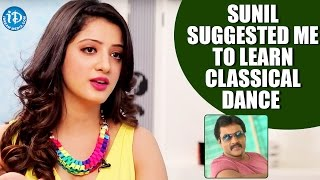 Sunil Suggested Me To Learn Classical Dance - Richa Panai    Talking Movies With iDream - IDREAMMOVIES