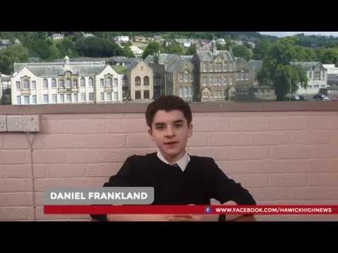 Hawick High News | April 2015