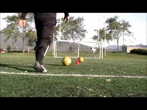 "Cristiano Ronaldo "" inverted elastico"" football soccer trick"