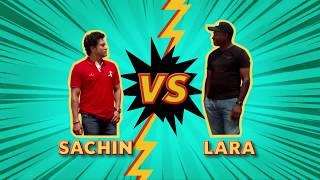 Maruti Suzuki Cricket Live: Sachin vs Lara! - ESPNSTAR