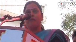 BJP विधायक के बिगड़े बोल- मायावती पर की आपत्तिजनक टिप्पणी - NDTVINDIA
