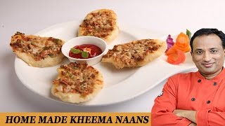 HOME MADE KHEEMA NAANS - VAHCHEF