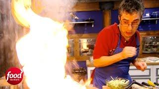 Worst Cooks in America | Kitchen Fails | Food Network - FOODNETWORKTV