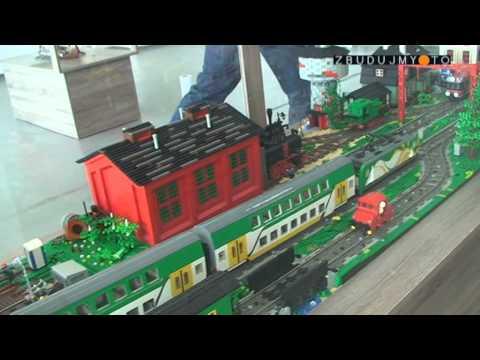 Swarzewo 2014 Makiety kolejowe