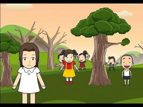 Muffin Songs – Here We Go Round The Mulberry Bush  İngilizce Tekerlemeler ve İngilizce Çocuk Şarkılar