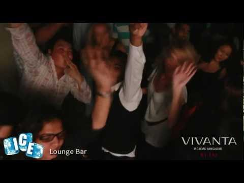 Best Lounge Bar in Bangalore - ICE Bar