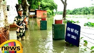 Indian Army Officers Doing Duty In Extreme Conditions | Proud To Be Indian | Mango News - MANGONEWS