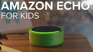 CNET News - Amazon Echo now has a kid mode (CNET News) - CNETTV