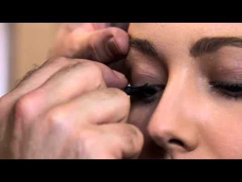KRYOLAN | Tutorial eyelash application