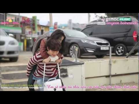 [Vietsub + Kara] Sad Love MV (OST Feast of the Gods) - Music & lyrics JunSo version