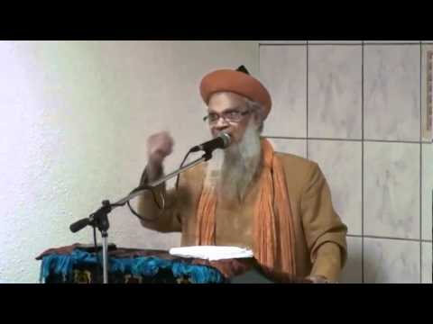 Taqreer in Holland - Ghazi e Millat Syed Mohammad Hashmi Miya Ashrafi Al Jilani