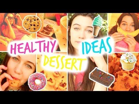 Video Tutorial: Healthy Dessert Recipes