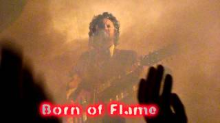 Royalty Free :Born of Flame