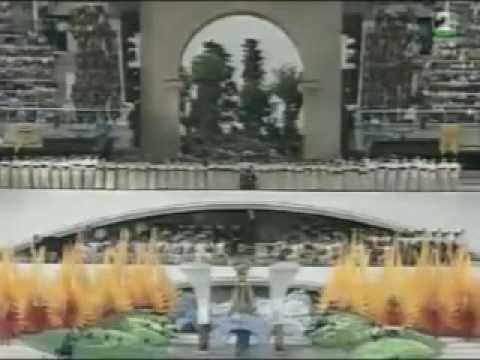 Barcelona 1992 Opening Ceremony - Mediterranean Sea 1/2