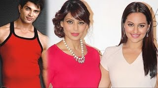 Sonakshi Sinha's goof up, Bipasha Basu on her link up with Karan Singh Grover